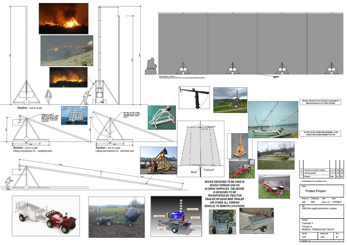 Trebucht Hashtag On Twitter Diagram Of Our Trebuchet Essentially The Is Lifting Device For Pole So That Sheet Guards Can Be Erected Like A Land Sail To Protect Propertys Please Ask Us