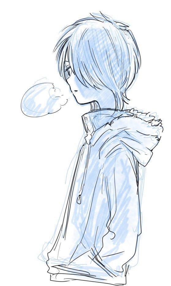 「推しにモッズコート着せたくなる病気を患ってる」と申告してきた星海先生よりモッズ龍桜を頂いたのでUPしちゃいます!(担当H)#ヤンキーショタとオタクおねえさん