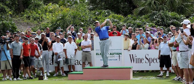 Happy 48th birthday to ERNIE ELS still the king of South African golf!