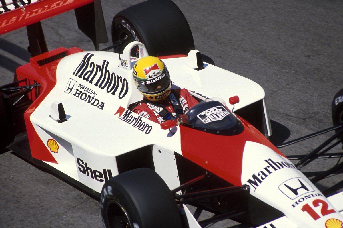 #USGP: MOST WINS (drivers)  5 Senna (📸 1988), Schumacher (M), Hamilton...