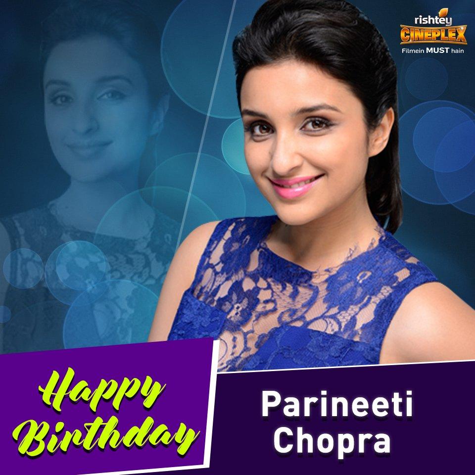 Wishing our cute Bindu, @parineetichopra a very #HappyBirthday! <br>http://pic.twitter.com/uYEnsofRSx