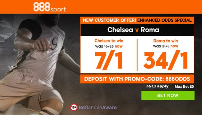 888 Sport Enhanced Odds