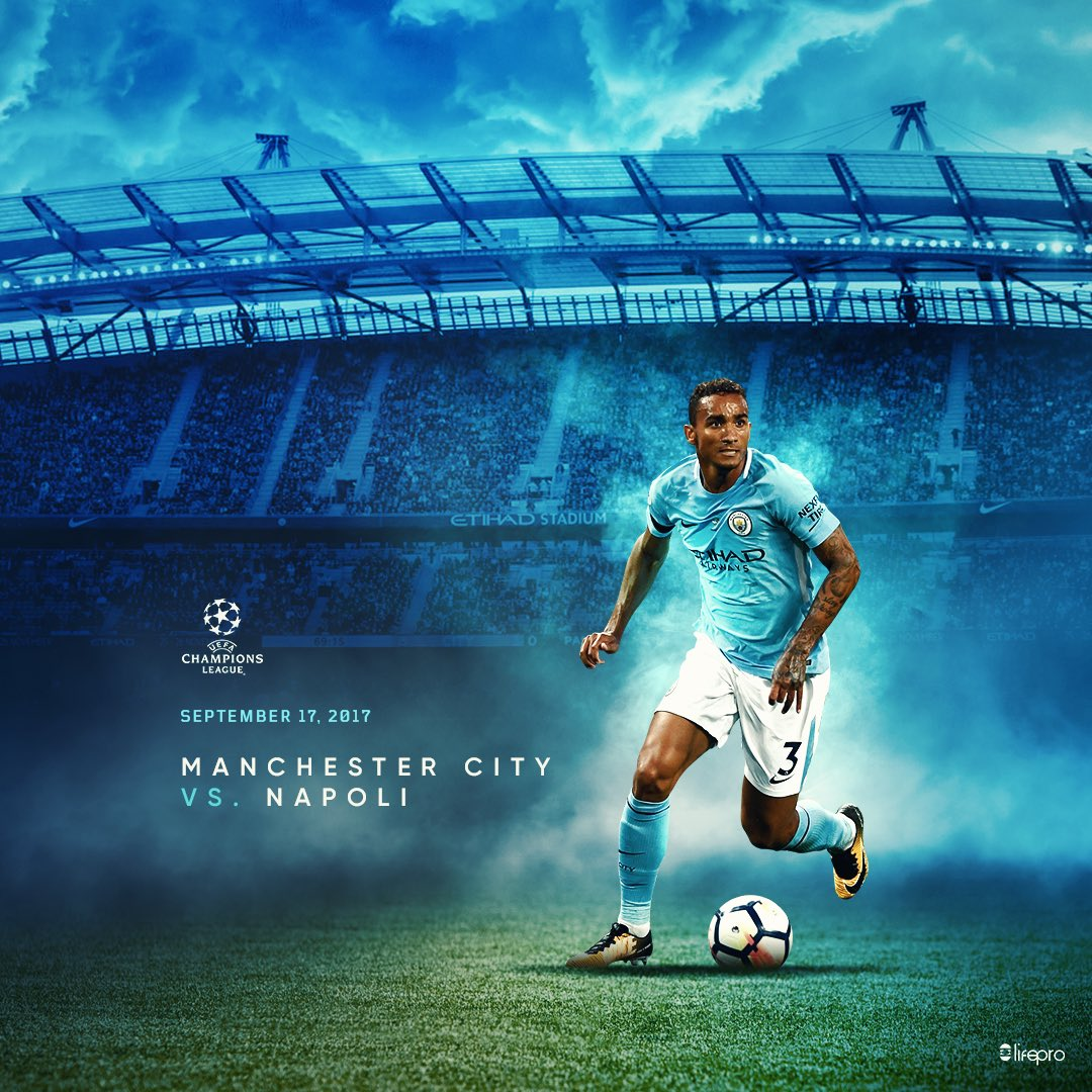 Come on City!#2D#ManCity#UCL @ManCity @ChampionsLeague<br>http://pic.twitter.com/6oXVh40cft