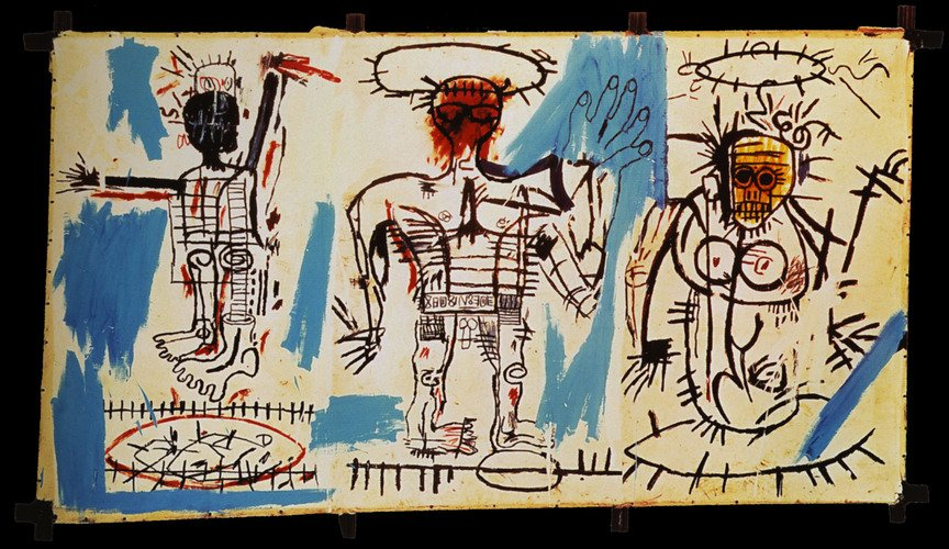Baby Boom #jeanmichelbasquiat #basquiat <br>http://pic.twitter.com/HeOO61jPRN