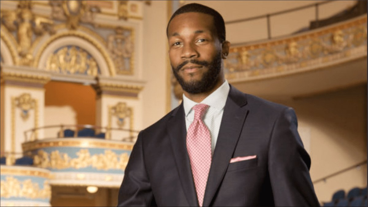 [WATCH]: Birmingham mayor Randall Woodfin shares why he wants to inspi...