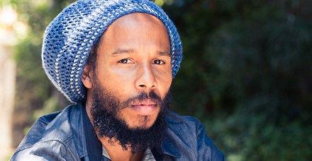 "Happy Birthday to Jamaican musician David Nesta \""Ziggy\"" Marley (born October 17, 1968)."