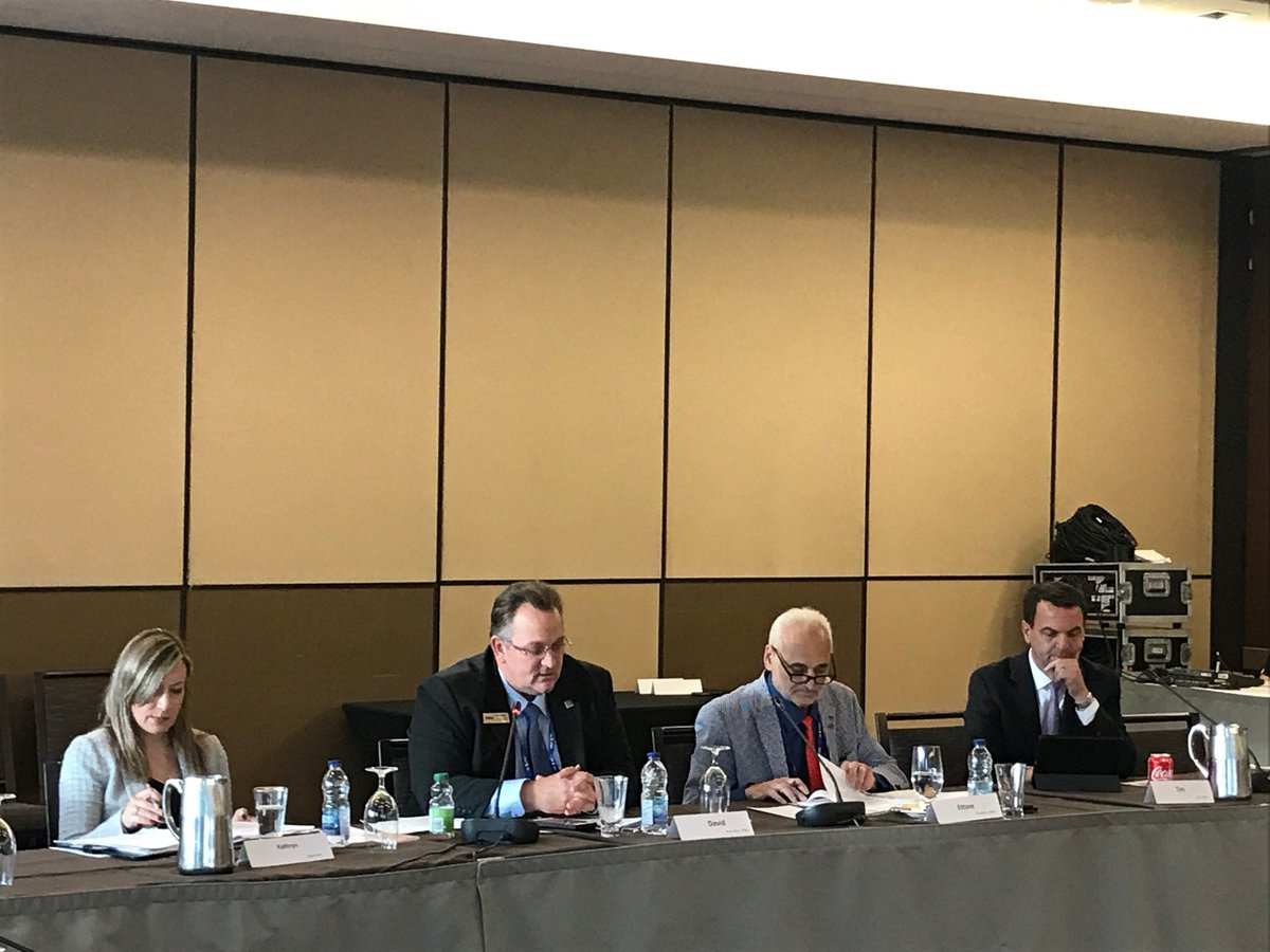 test Twitter Media - The OREA leadership were honoured to Chair the meeting of provincial REALTOR® associations in Canada at #CREAPAC17. https://t.co/waW6HwbnWq