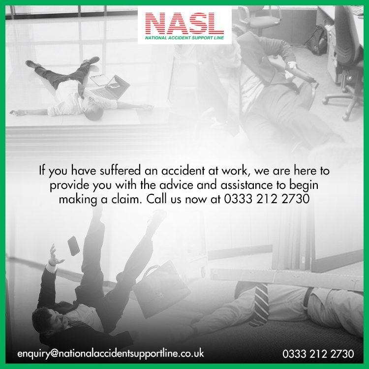 National Accident Support Line (One Stop Solution For All Your Worries!)  Visit us:  https:// goo.gl/US8XVN  &nbsp;   Call now: 03332122730 #claims # <br>http://pic.twitter.com/JSTQH9RK0j