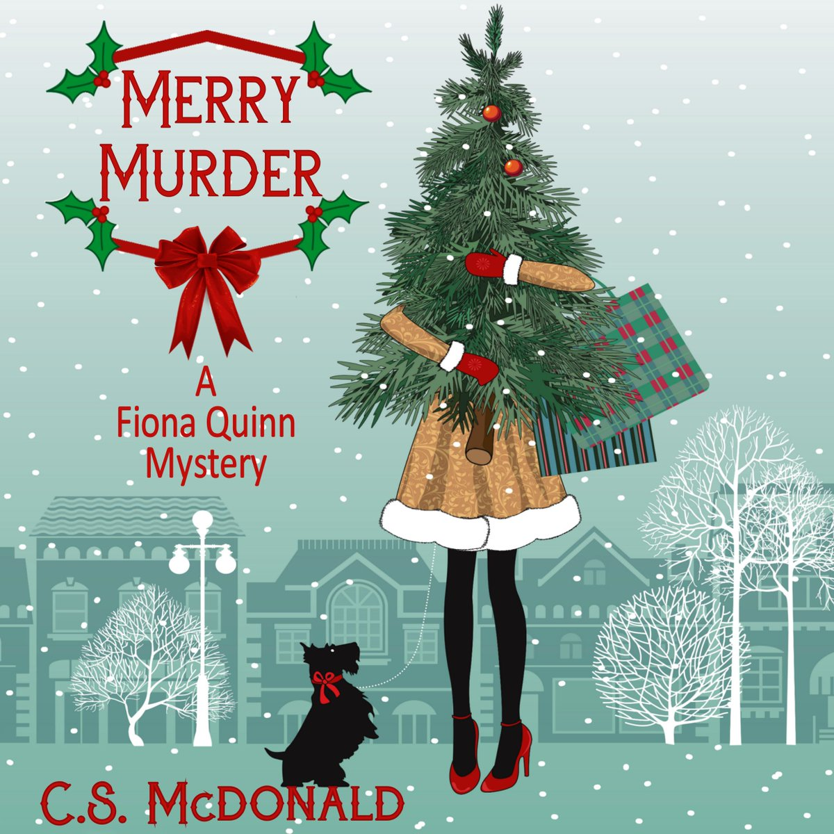 Chilly weather-#cozymystery MERRY MURDER #99cents KU  http:// amzn.to/2cslkJK  &nbsp;   #Audible too&gt;  http:// adbl.co/2tStFCF  &nbsp;   #listen #mustread<br>http://pic.twitter.com/DyDzAeksPs