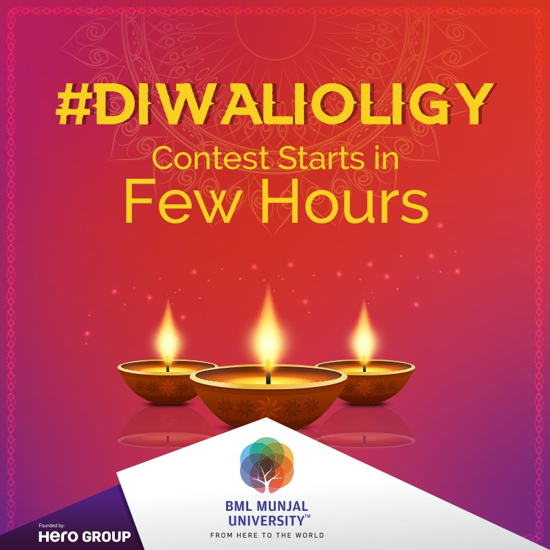 #StayTuned! Few hours left for the #Diwalioligy questions!<br>http://pic.twitter.com/6sdiutCTKl