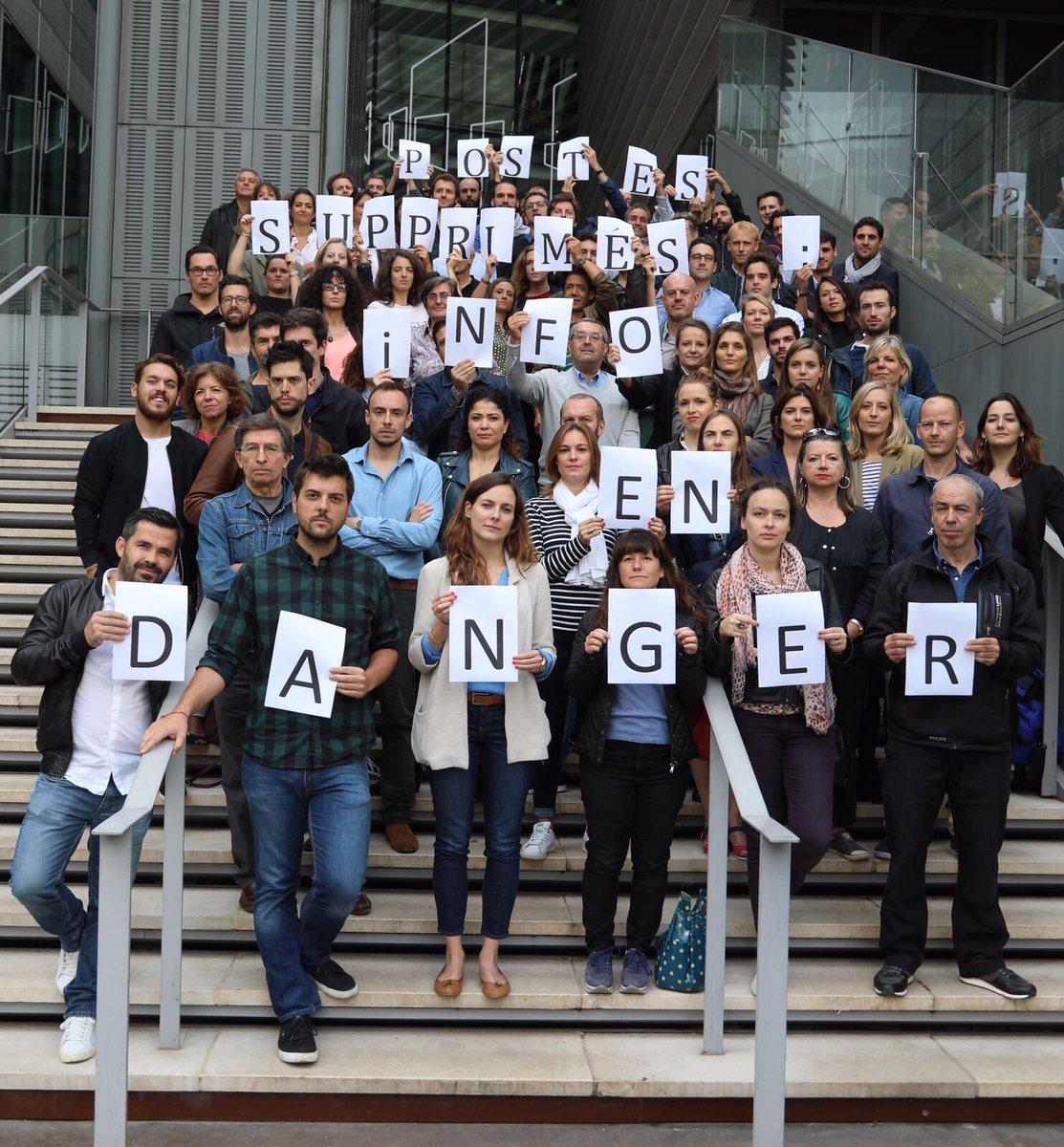 Grève inédite @France2tv @EnvoyeSpecial @Cdenquete @Francetele #infoen...