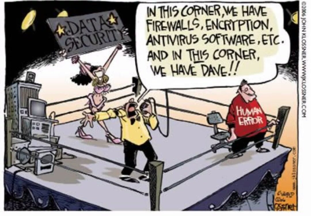 Human Error Is The #1 Cause For A Breach In #DataSecurity ... #humanfactors #databreach #CyberSecurity #insiderthreat #Infosec #Technology<br>http://pic.twitter.com/2hS8BrG4v8