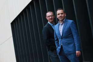 We welcome Michael Young and Robin Huggins from @mbnsolutions tonight to share their #story of building an #innovative #Scottish business<br>http://pic.twitter.com/TDEAvZJaE7