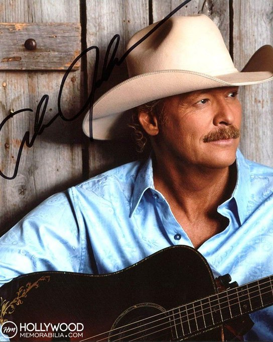 Happy Birthday country music legend Alan Jackson!