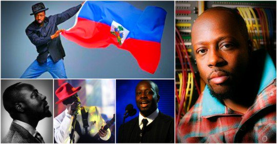 Happy Birthday to Wyclef Jean (born on October 17, 1969)