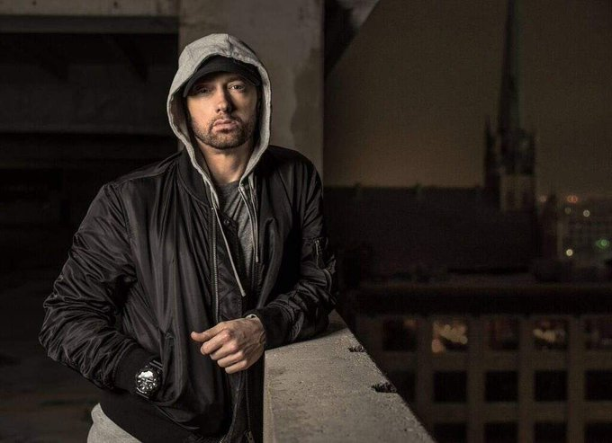 Happy birthday Eminem! Labelled the King of Hip Hop, he has sold over 155 million albums: