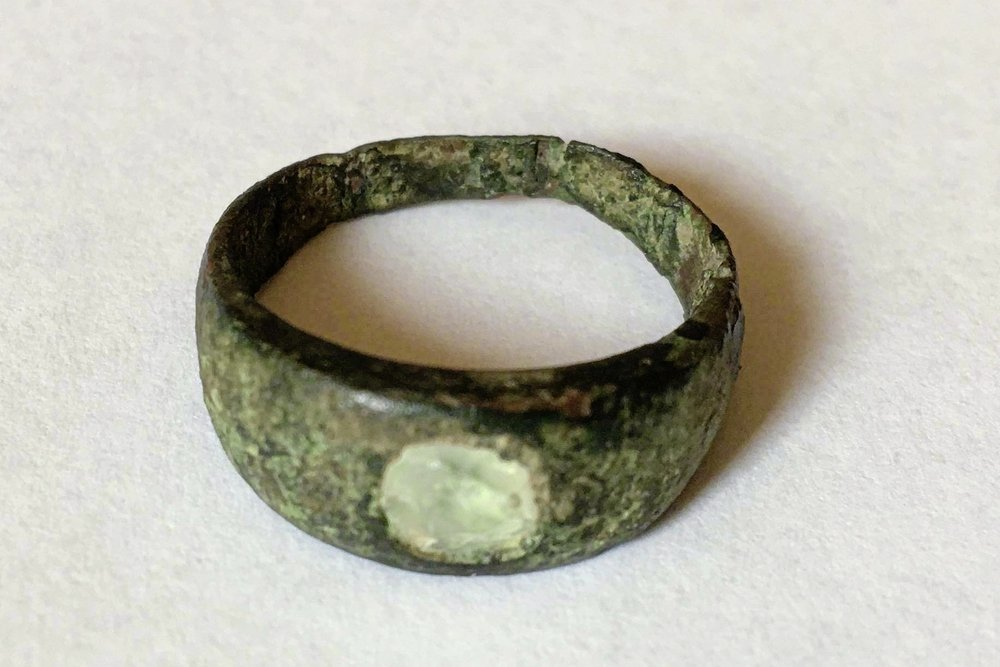 2,000-year-old ring found in Jersey field https://t.co/ELcr5Fokn9 https://t.co/S792L9uWuX