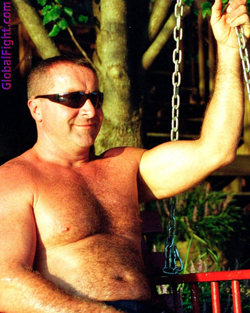 My NC musclebear pal from  http:// GLOBALFIGHT.com  &nbsp;    #musclebear #dad #noshirt #manly #macho #husband #cute #gorgeous #dilf #m4m #wrestlers<br>http://pic.twitter.com/BuPlpLjqiU