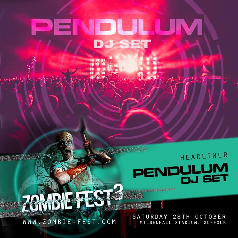 Did we mention that global superstars  @Pendulum are playing a #DJset at #ZombieFest3 the region&#39;s biggest Halloween dance festival?!  <br>http://pic.twitter.com/yBLFA6A9Pc