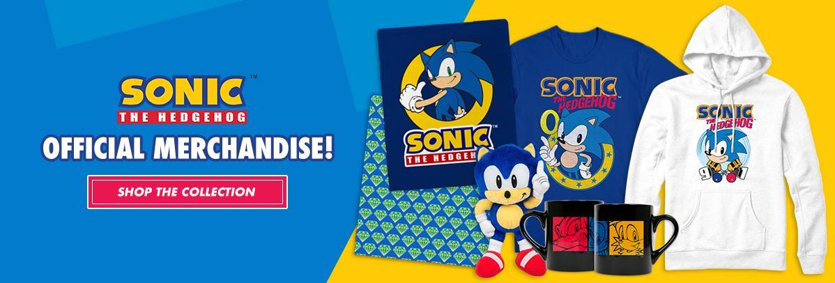 Sonic, SEGA, Loja