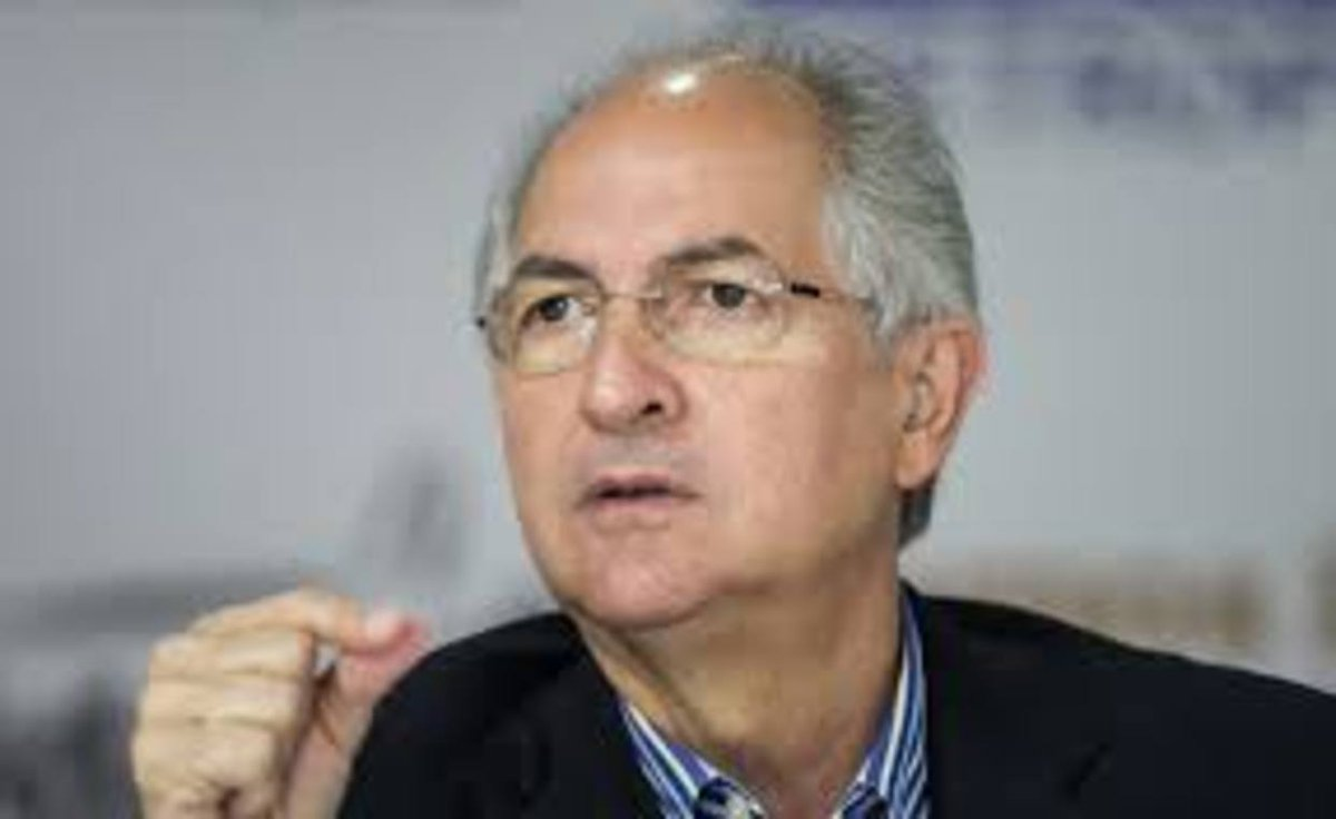 [Comunicado]  Antonio Ledezma: 'La Unidad está mal conducida' https://t.co/NIyXQzxCiv  https://t.co/X29tuJXlid