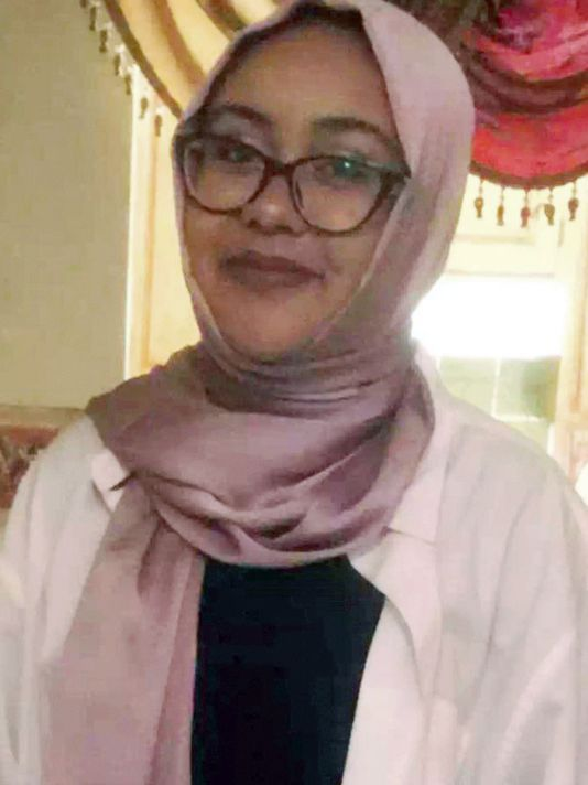 Man faces capital rape, murder charges in the death of Muslim teen Nabra Hassanen in Virginia. https://t.co/Cvf74gZbns (Photo: AP)