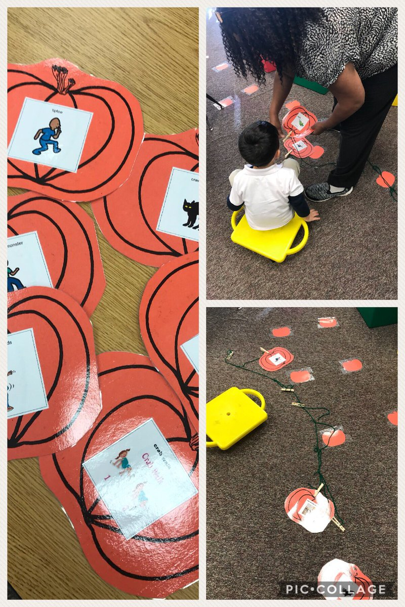 Using movement with purpose &amp; interests fosters learning. pumpkin movement in Ms. Bailey's room. #engagement #motor #SEEKS @KennesawElem<br>http://pic.twitter.com/ToqUBgnKEA