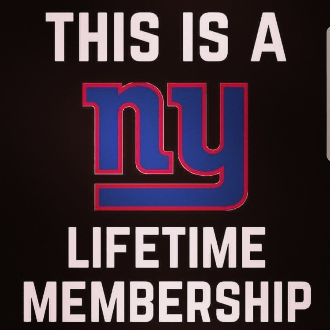 No fee just your loyalty #giants #giantspride <br>http://pic.twitter.com/x9ZGPZgYmI