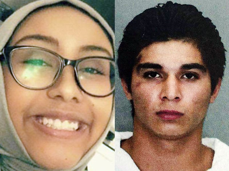 Capital murder and rape charges filed in Muslim teen #Nabra Hassanen's death https://t.co/sD50G8lMbP