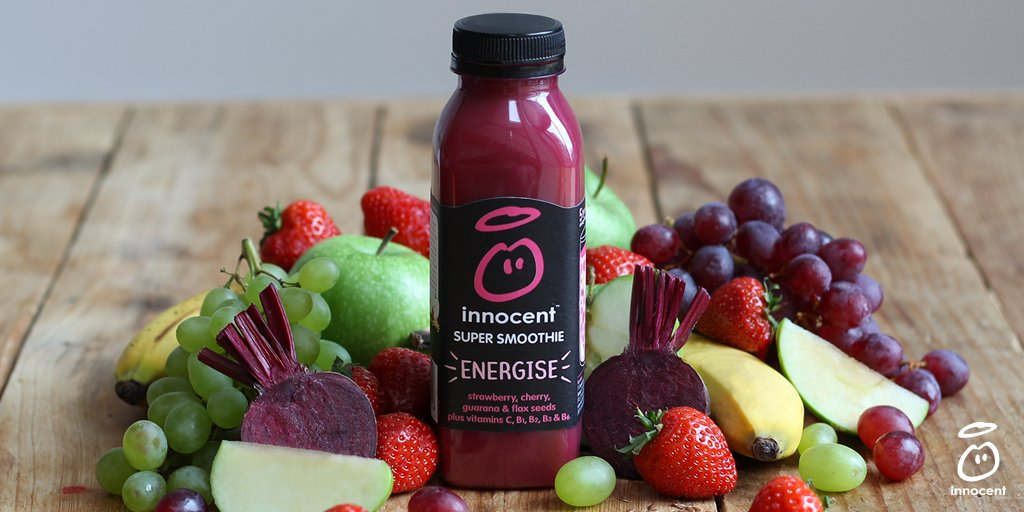 innocent smoothies Innocent launched in 1999 after selling their first smoothies at a music festival almost 20 years later, they now make all sorts of smoothies, juices and other healthy, delicious drinks - all part of their quest to help people live well and die old innocent has always tried to do business the right way.