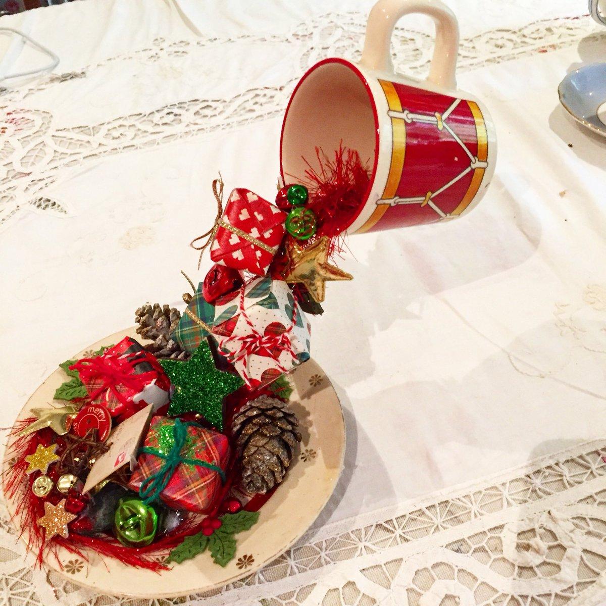Christmas Floating Tea Cups.Floatingteacup Hashtag On Twitter