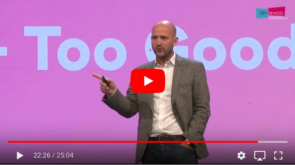 Coming to your senses: the Spotify Video story, presented atDmexco ht...