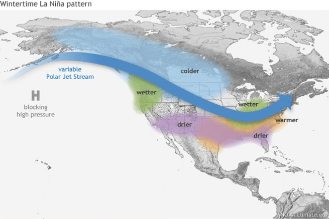 It Looks Like We&#39;re in for Another La Niña Winter - What Does That Mean? #weather #enviro  https:// buff.ly/2gnUmda  &nbsp;  <br>http://pic.twitter.com/6uuJ2dI6H8