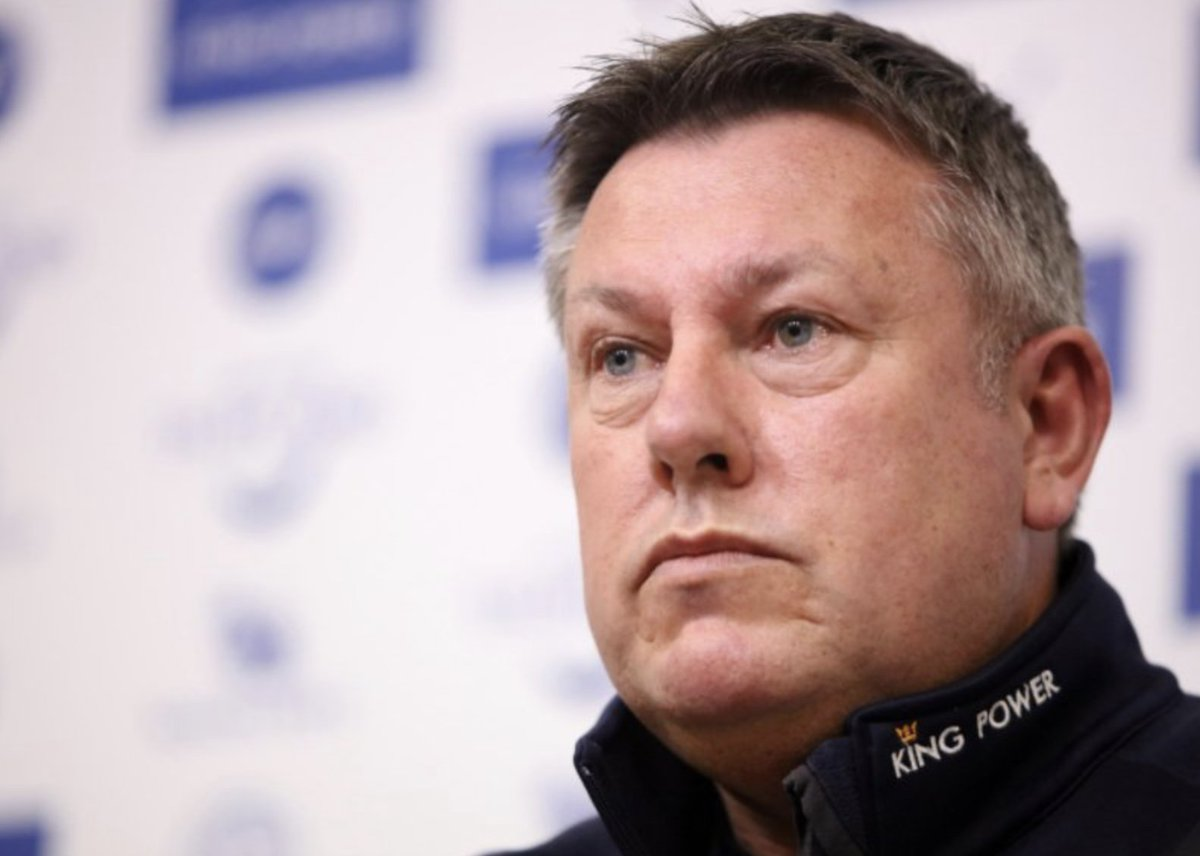 BREAKING: Leicester City sack manager Craig Shakespeare https://t.co/s...