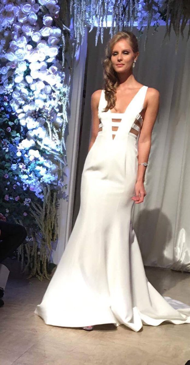 It's all about fit, fabric and flair @matthewbridal. #BridalFashionWeek <br>http://pic.twitter.com/mE0d3L5yjf