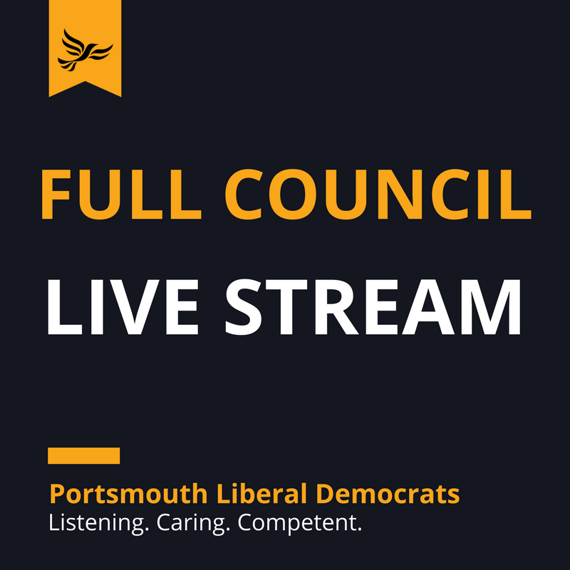 We&#39;re #LiveTweeting from #Portsmouth #Full Council! You can also watch live at  https:// livestream.com/accounts/14063 785/events/7826545 &nbsp; … <br>http://pic.twitter.com/0Jx3j4KhTg