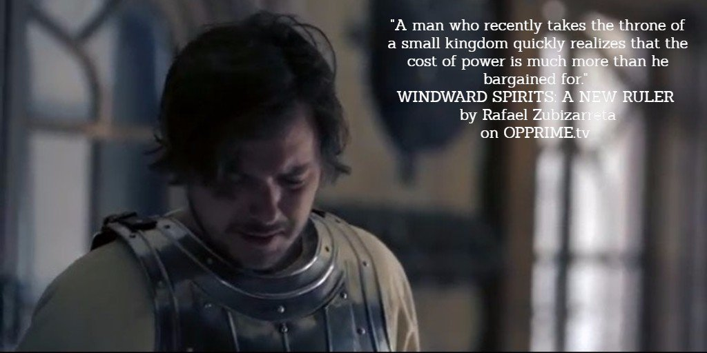 WINDWARD SPIRITS: A NEW RULER by Rafael Zubizarreta @TheRealRZubi--It's #movieday! #films! CLICK HERE=&gt;  http:// ow.ly/gt8q30fSfBP  &nbsp;   #film<br>http://pic.twitter.com/rBrOy726Nc
