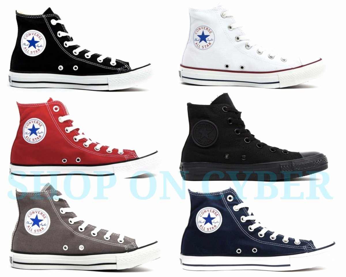 Have a trending teenager?   http://www. ebay.com/itm/CONVERSE-C huck-Taylor-All-Star-High-Top-Canvas-Shoes/272316302702?_trkparms=5079%3A5000006490&amp;rmvSB=true &nbsp; …  #converse  #SneakerShopping #basketball #TrendingNow #bloggerstribe<br>http://pic.twitter.com/GvPABOiRUK