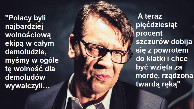 Andrzej C On Twitter Mądre Słowa żal Na To Patrzeć