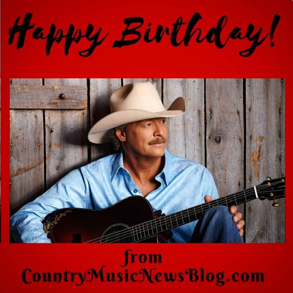 Happy Birthday Alan Jackson!