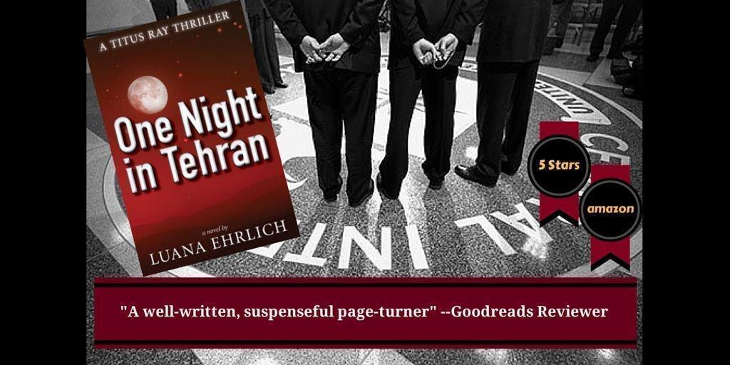 VIEW BOOK TRAILER  http:// bit.ly/2gl8Bj2  &nbsp;   &quot;Fascinating read&quot; 5-stars  http:// amzn.to/2gl8Cn6  &nbsp;   #IAN1  #CR4U @luanasbooks<br>http://pic.twitter.com/IWDMiWOUYr