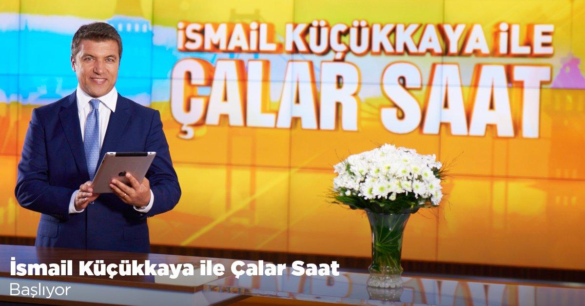 .@KucukkayaIsmai'in sunumuyla gündemin en kritik haberleri şimdi #Çala...