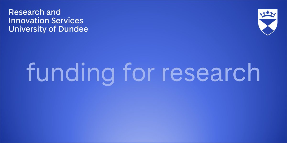 Funding for research - #dundeeuni staff and students, search opportunities and set up alerts via RESEARCHconnect:  http:// uod.ac.uk/2i3DVDu  &nbsp;   <br>http://pic.twitter.com/rzEG0e1IJx