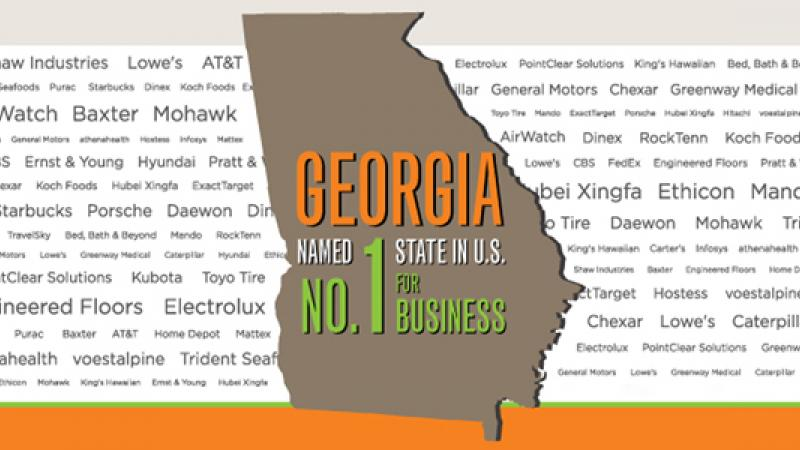 Start Small Business in Georgia - Startup GA