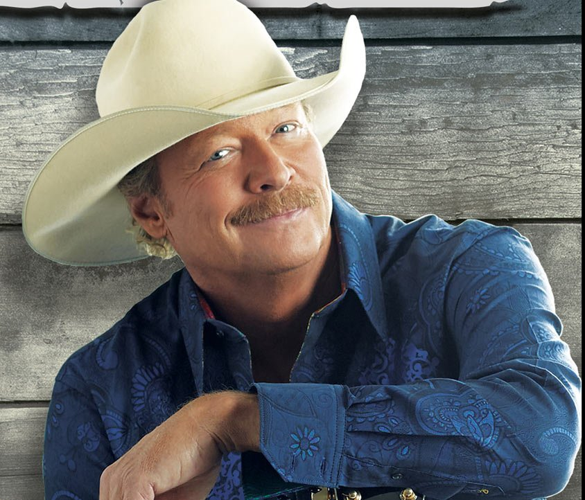 HAPPY BIRTHDAY to one of my favorites Alan Jackson.Pure country simple as that.