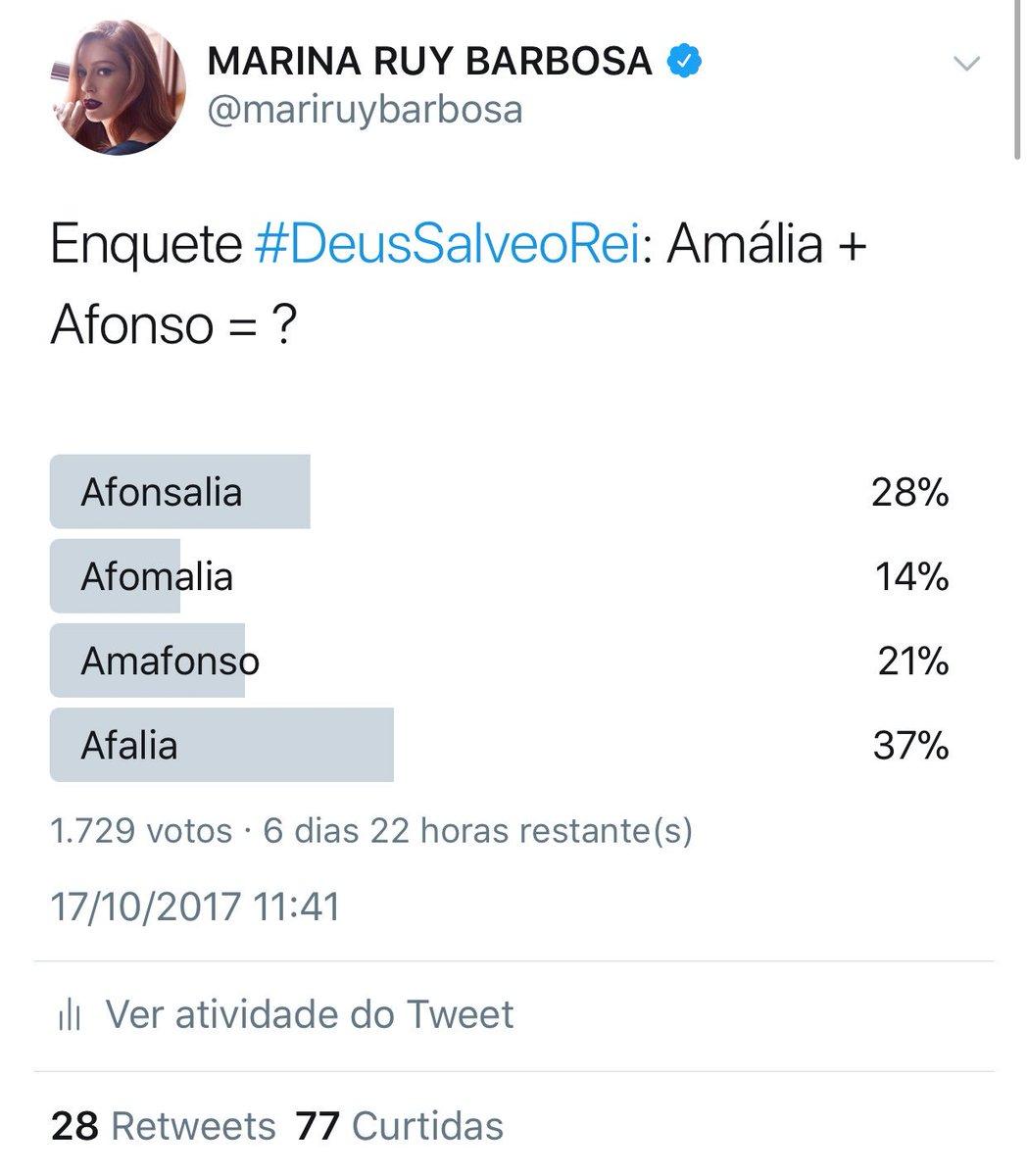 Marina Ruy-barbosa  - Afalia tá ga twitter @mariruybarbosa
