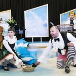 @ScottishOpera and @improbable1 's #BambinO is coming to Glasgow! Performances start this Saturday until 5 Nov  https://t.co/rcy2BBgh4I