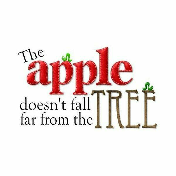 what other idioms do you know?? #englishidioms #theappledoesntfallfarfromthetree<br>http://pic.twitter.com/DrngA21w5d