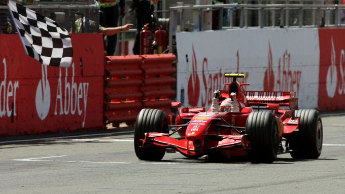 Happy 38th Birthday to the 2007 World Champion Kimi Raikkonen!