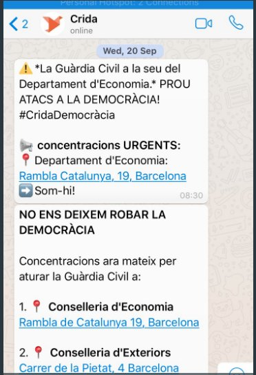 The Spain Report on Twitter: